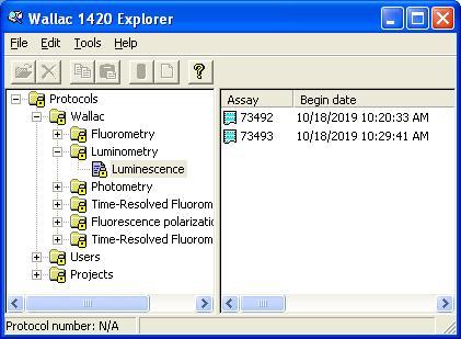 """""""Wallac explorer"""