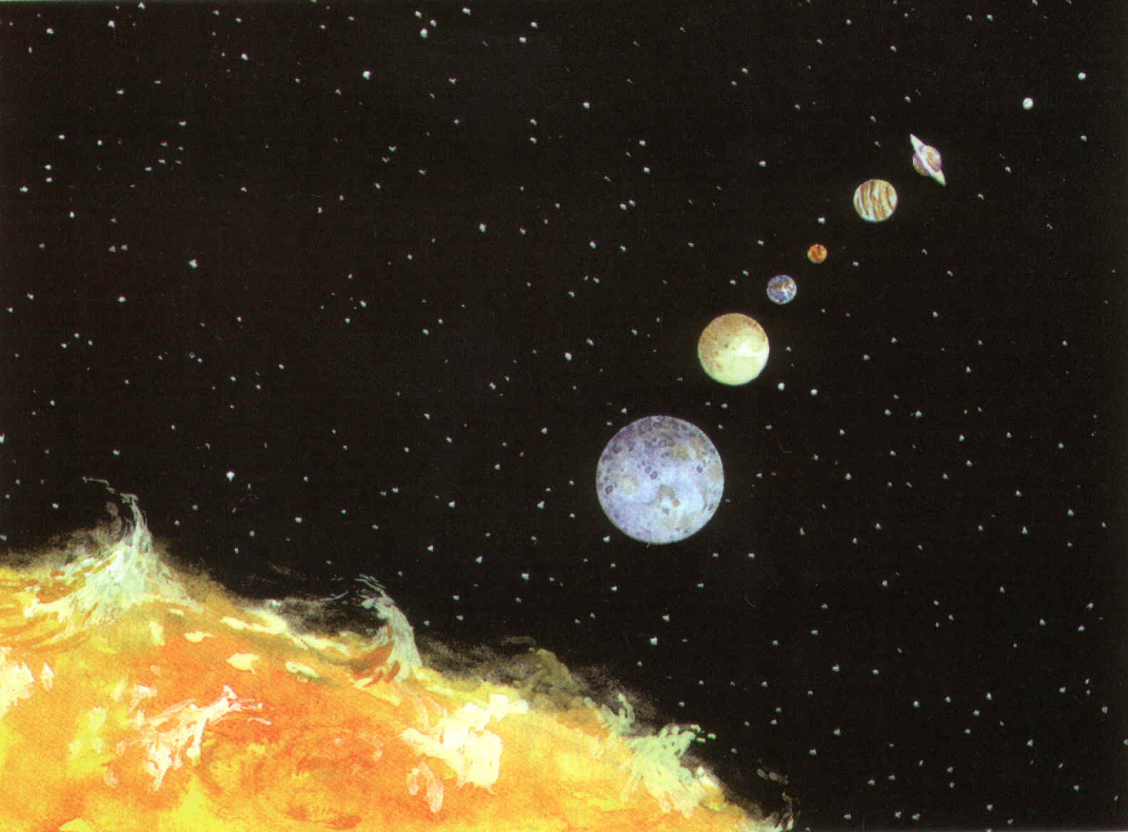 O Infinito e o Universo